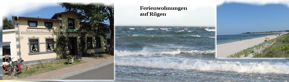 Ferienwohnung Glowe Polchow Rügen